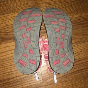 86c169d51f8fb7 Chaco Shoes - CHACO ZX 1 Yampa Sandals Salmon Pink Orange